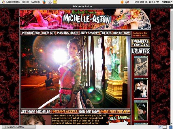 Free Premium Michelle-aston.com