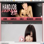 Handjob Japan Login Password