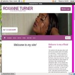Roxanneturner.modelcentro.com Join Page