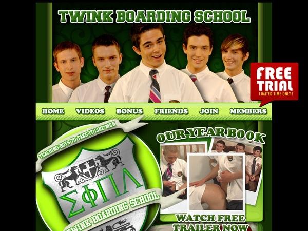 Twink Boarding School Account