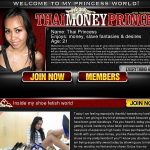 Premium Thai Money Princess Account