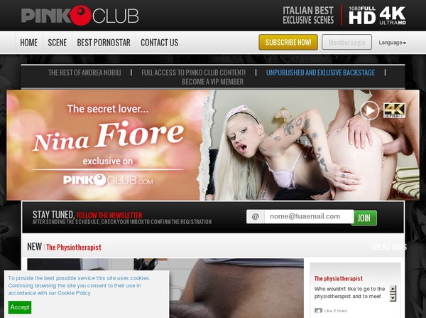 How To Get Free Pinkoclub.com