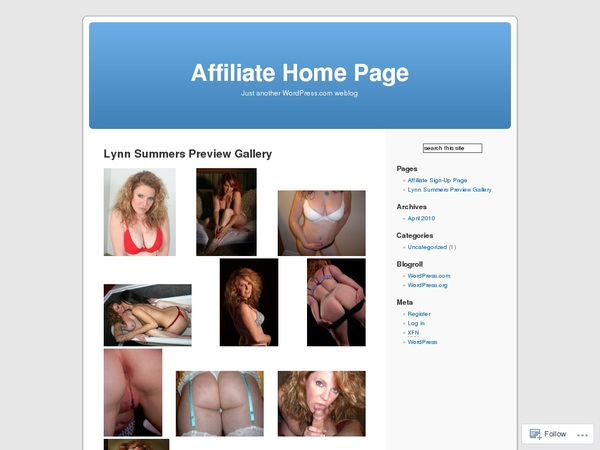Sexylynnwordpress Free Password