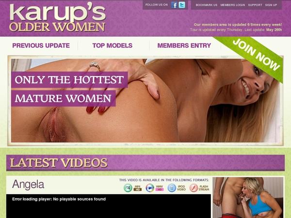 User Karups OW
