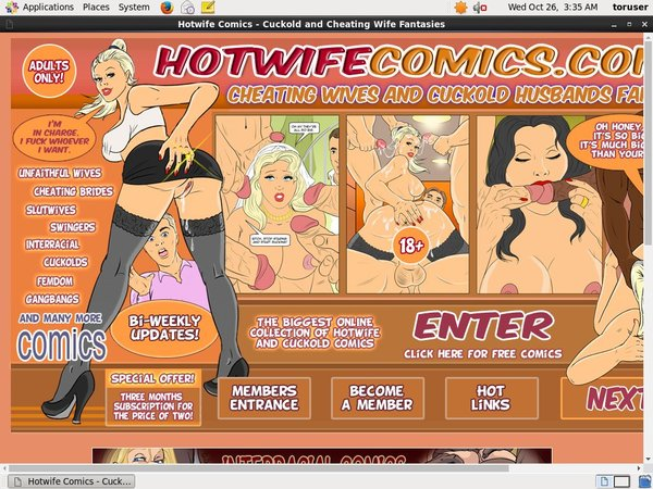 Hotwifecomics.com Free Clips
