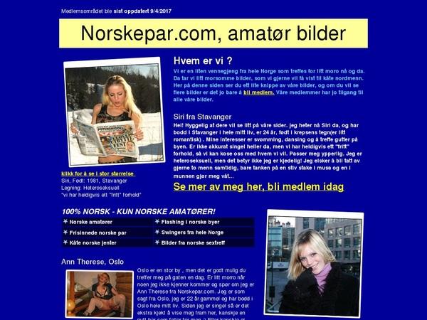 Norske Par Free Clips