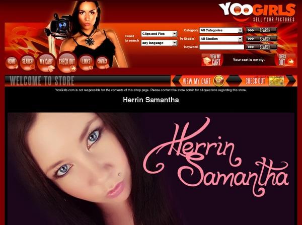 Herrin Samantha Avec IBAN / SEPA