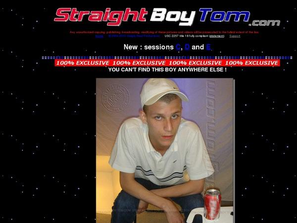 How To Get Free Straightboytom Accounts
