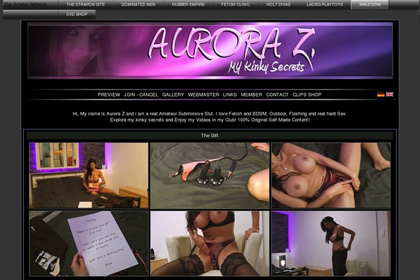 New Auroraz Accounts