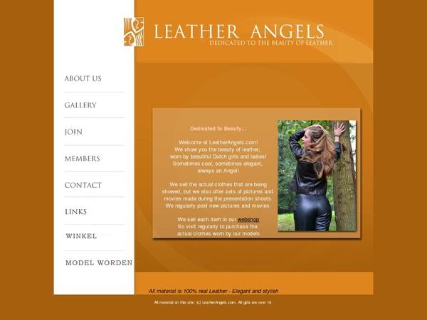 Leatherangels With IBAN / BIC