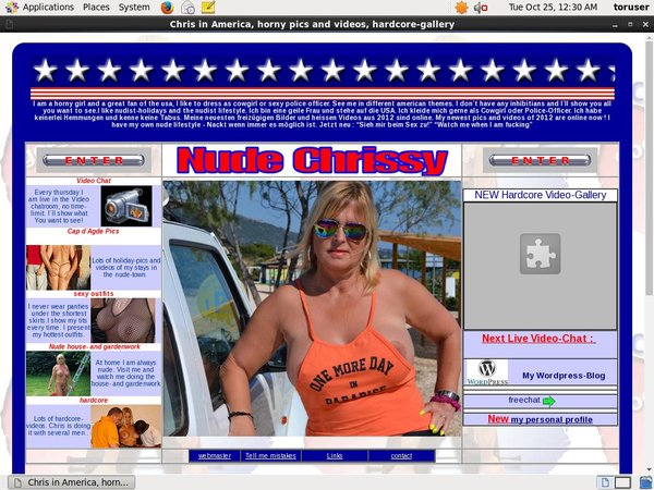 Chris In America Wiki